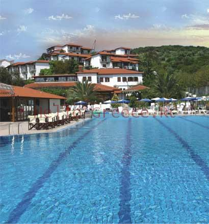 Aristoteles Holiday Resort-Spa 4*